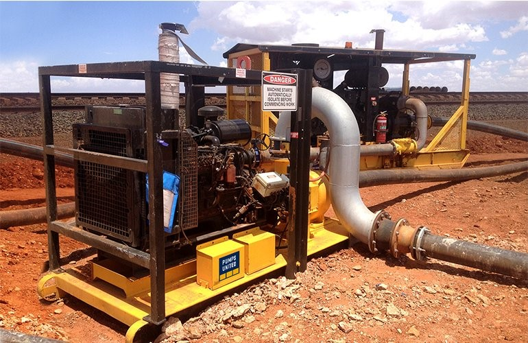 Pumps - Waste Water Works - Plumbing Professionals North QLD